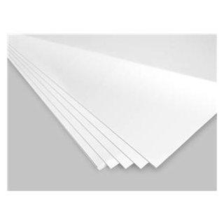 Vaquform Tiefziehfolie HIPS, weiß, 0,5mm (40)