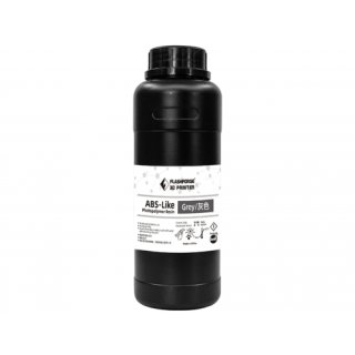 UV/LCD ABS Like Grey 1kg Flashforge 3D Resin 405nm