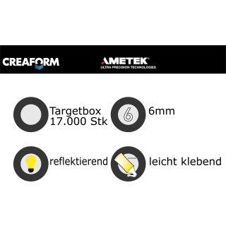 Creaform Positioning  Targets (17000) Refl. Adhes.