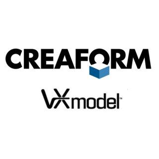 Creaform VXmodel Software